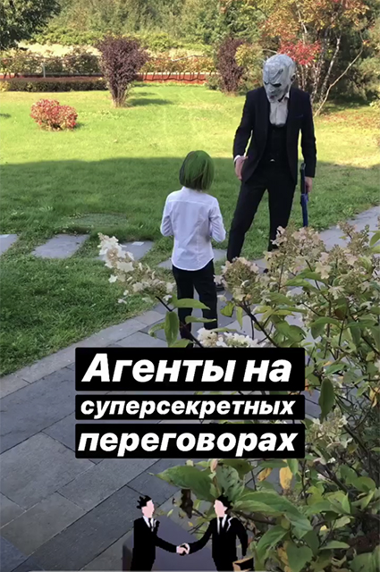 The daughter of Natalia Ionova and Alexander Chistyakov, Vera