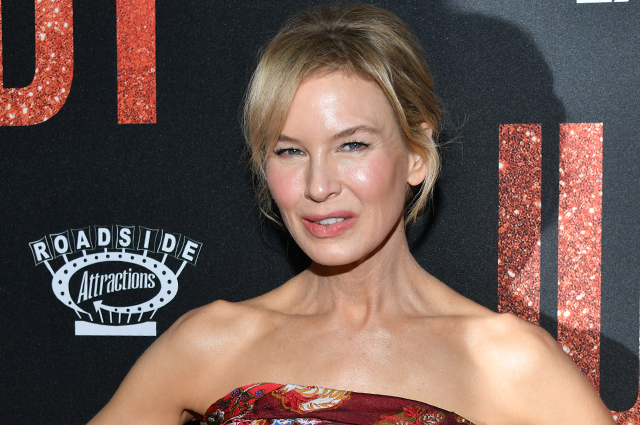 Renee Zellweger, Sharon Stone and others at the premiere of the film