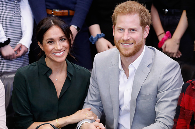 Meghan Markle and Prince Harry are thinking about moving to Canada