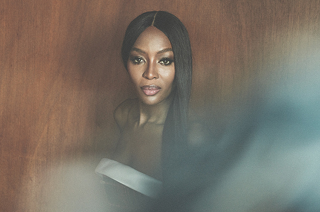 Naomi Campbell talked about drug addiction, men and children: