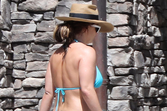 Britney Spears has a rest in Hawaii: new photos
