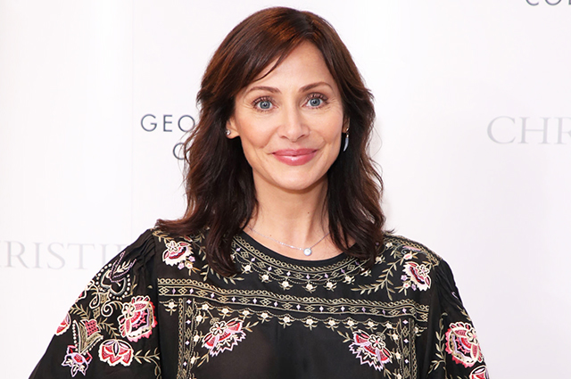 44-year-old Natalie Imbruglia first became a mother