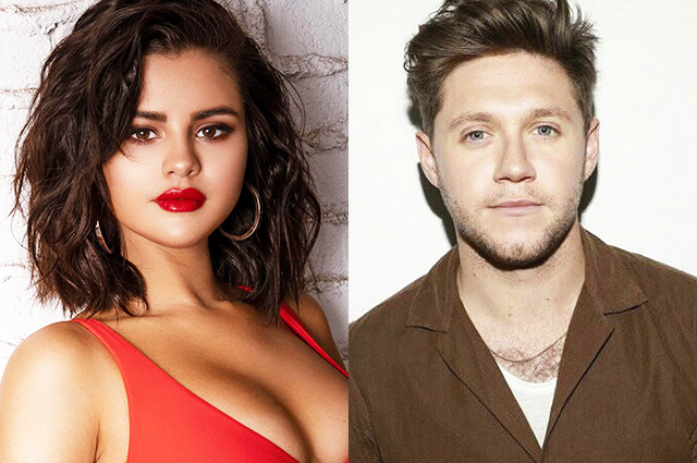 Selena Gomez fueled rumors of an affair with Niall Horan