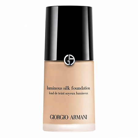 Тональное средство Luminous Silk Foundation, Giorgio Armani