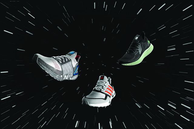 adidas x Star Wars Space Battle