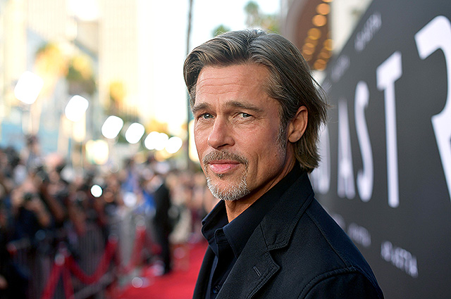 Brad Pitt spoke in an interview about the fight against alcohol addiction