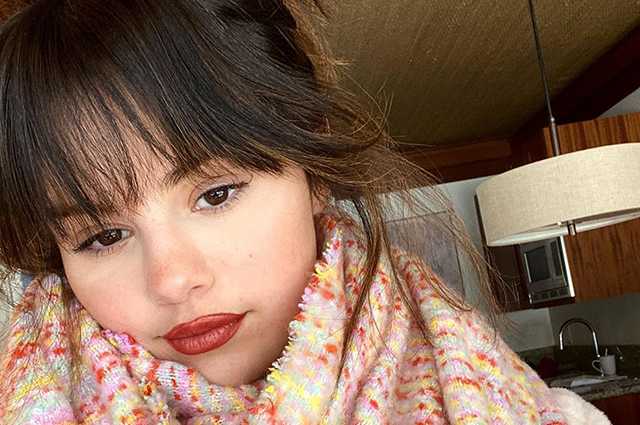 Unity with nature and work on the album: how Selena Gomez spends the Christmas holidays