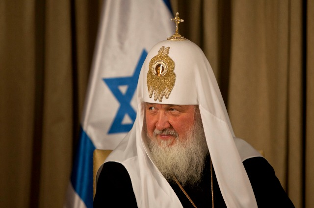 Patriarch Kirill proposes inclusion of God in the Constitution