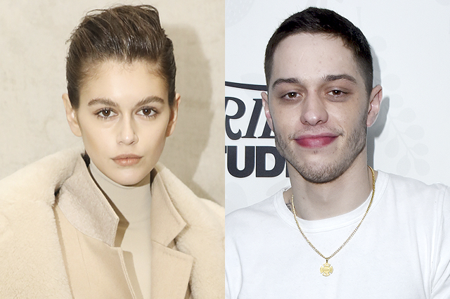 Kaya Gerber and Pete Davidson broke up: