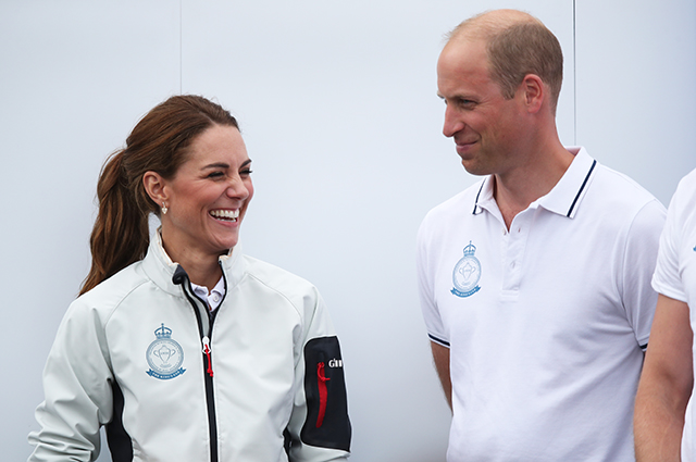Prince William said in which sport he always loses to his wife Kate Middleton