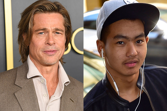 Brad Pitt did not attend the BAFTA Award due to his eldest son Maddox