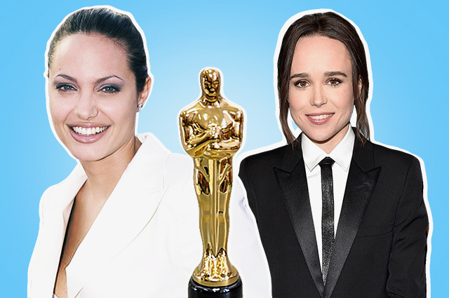 Surtuk, tie, trousers: how stars boycotted dresses for awards
