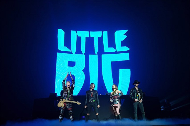 Группа Little Big