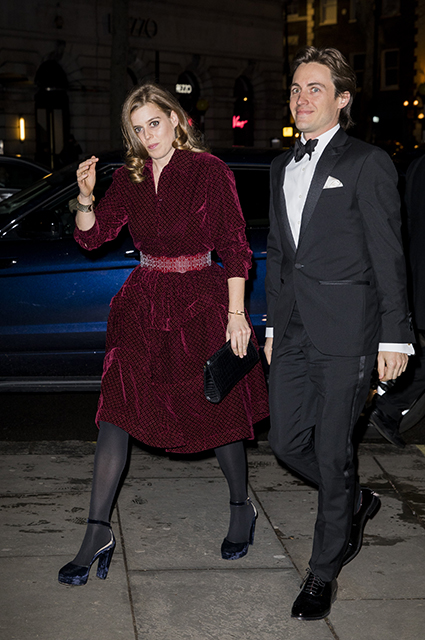 Princess Beatrice and Edoardo Mapelli-Mozzi