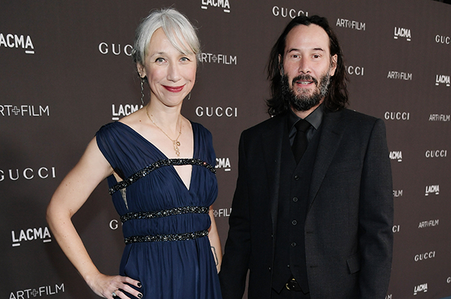 The details of the novel by Keanu Reeves and Alexandra Grant became known: