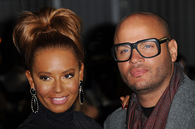 Mel Bee and Stephen Belafonte