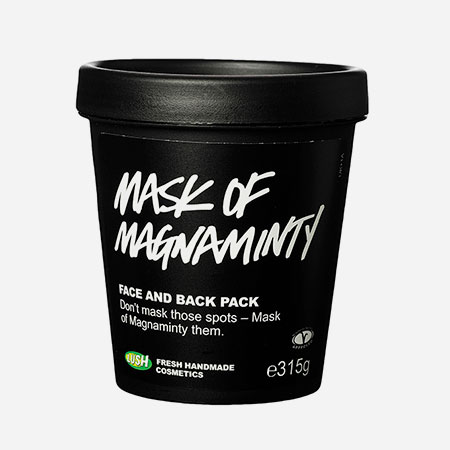 Маска Mask of Magnaminty, Lush