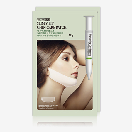 Маска-патч Slim V Fit Chin Care Patch, Chamos