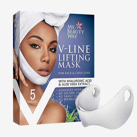 Маска V-line Lifting Mask, My Beauty Way