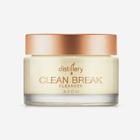 Очищающий бальзам Distillery Clean Break Cleanser, Avon