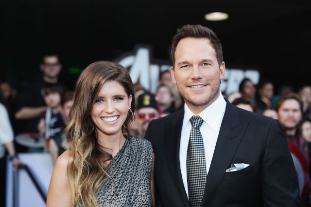 """Chris Pratt told how the tastes of pregnant Katherine Schwarzenegger have changed: """"Pickles with ice cream!"""""""