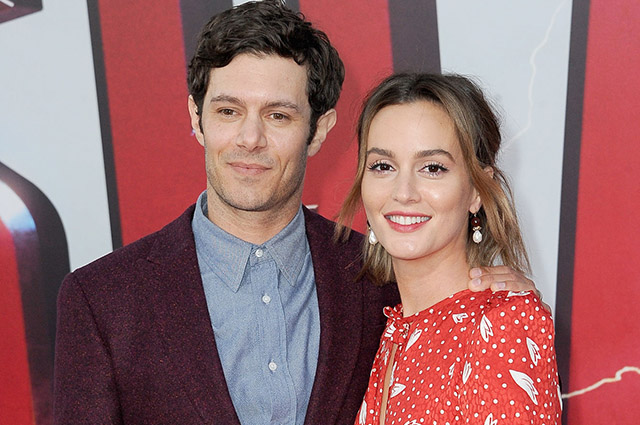 Leighton Meester and Adam Brody become parents for the second time