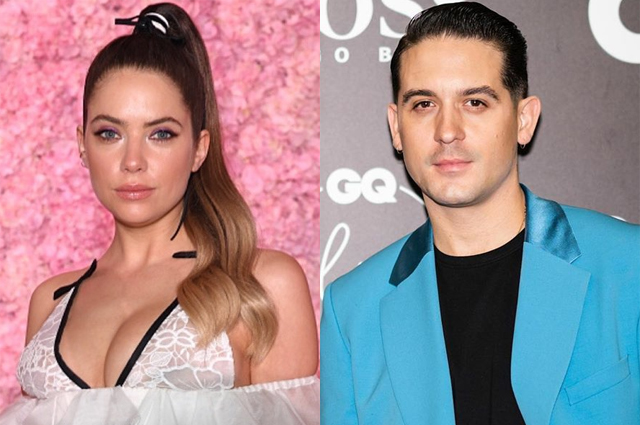 Cara Delevingne asked her ex-girlfriend Ashley Benson to stop hitting because of rumors about the romance with rapper G-Eazy
