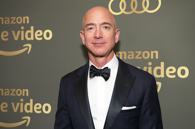 Amazon owner Jeff Bezos will be the first trillionaire in the world