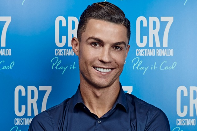 Cristiano Ronaldo became the first billionaire footballer in the world