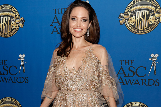 It became known how Angelina Jolie celebrated her birthday