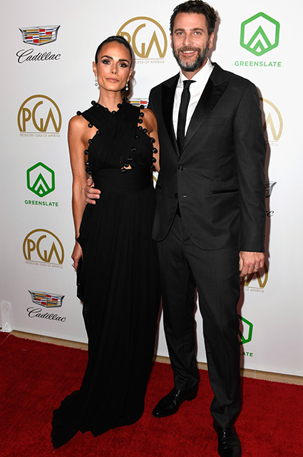 Jordana Brewster and Andrew Forms