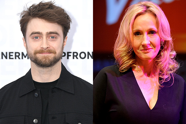 Daniel Radcliffe responded to Joan Rowling's scandalous statement about transgender people