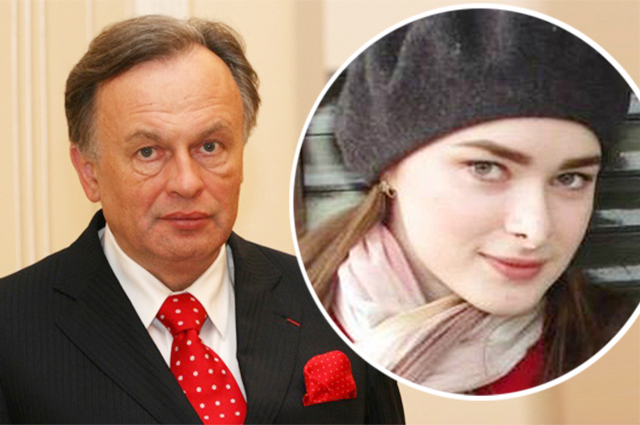 The network has a video of a quarrel between historian Oleg Sokolov and the murdered Anastasia Yeshchenko