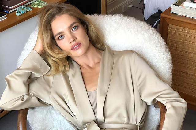 Natalia Vodianova about tenderness with Antoine Arnault, her wedding dress and new talent