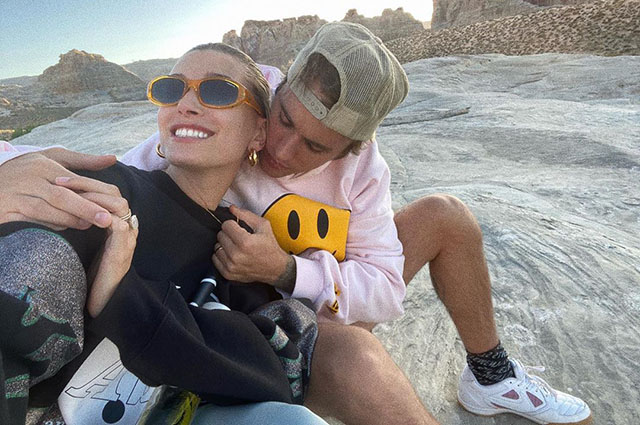 Weekend Romance: Haley and Justin Bieber have a picnic