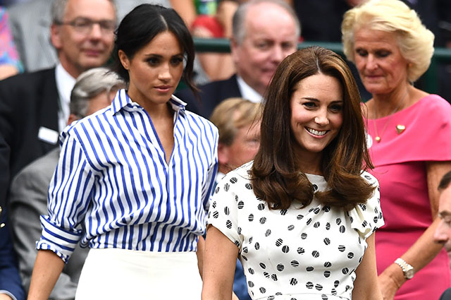 "New details of the ""royal split"": Meghan Markle hoped that Kate Middleton will lend her a helping hand in difficult times"