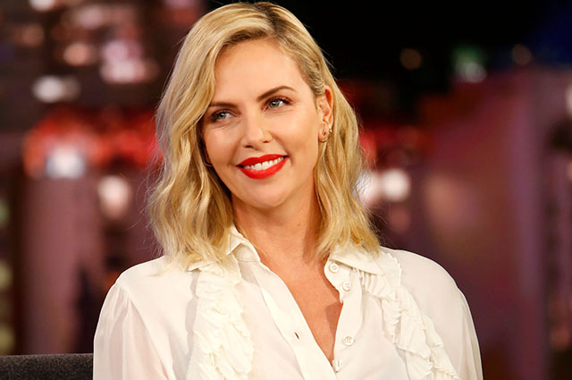 """Charlize Theron on her personal life: """"My daughter thinks that I need a boyfriend"""""""