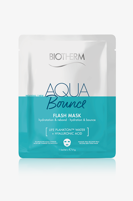 Маска Flash Mask Aqua Bounce, Biotherm (450 руб.)