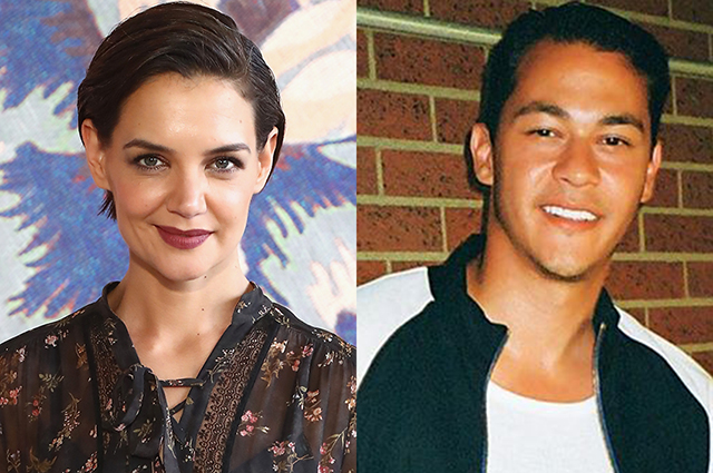 """An insider spoke about the romance of Katie Holmes and Emilio Vitolo: """"He can"""
