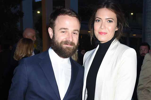 Mandy Moore and Taylor Goldsmith became parents for the first time