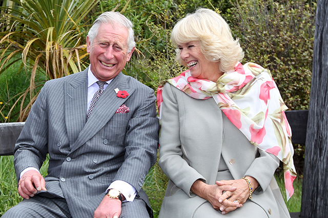 Prince Charles and Duchess Camilla