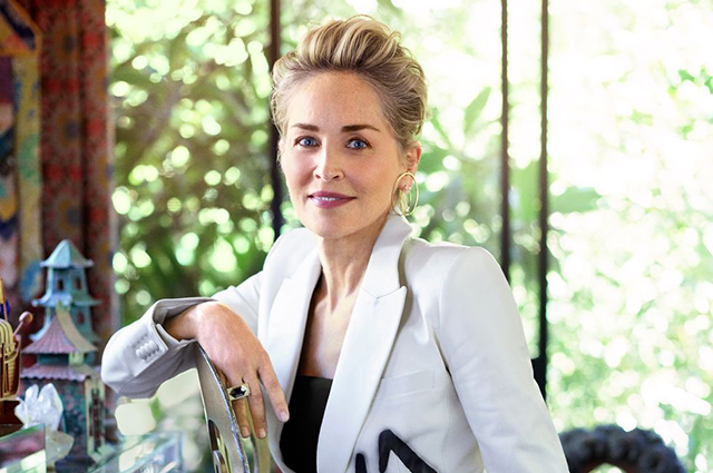 """Sharon Stone on her peak harassment: """"The director asked me to sit on my knees"""""""