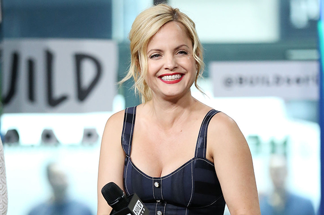 Mena Suvari became a mother for the first time