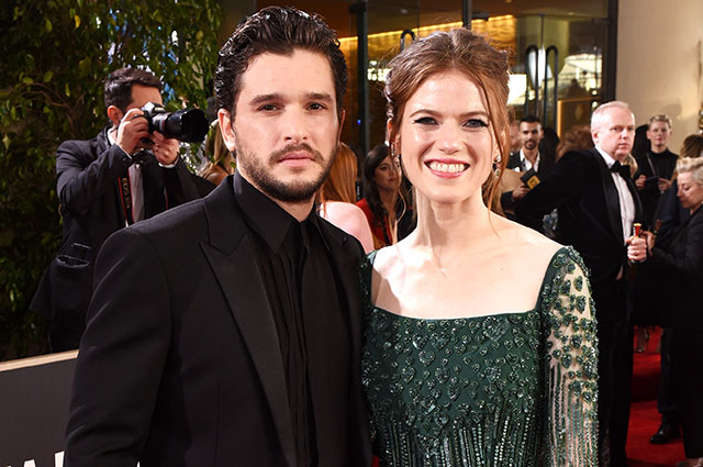 Game of Thrones stars Rose Leslie and Kit Harington become parents for the first time