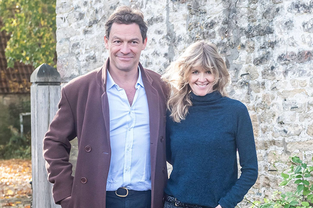 Insiders told how Dominic West