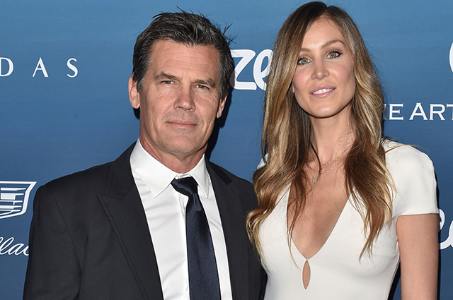Josh Brolin became a father for the fourth time
