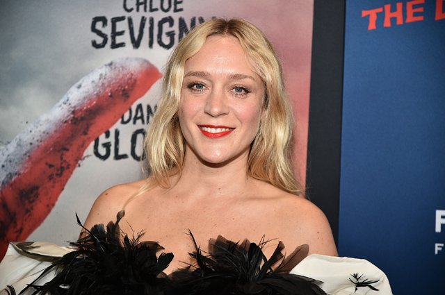 45-year-old Chloe Sevigny will become a mother for the first time