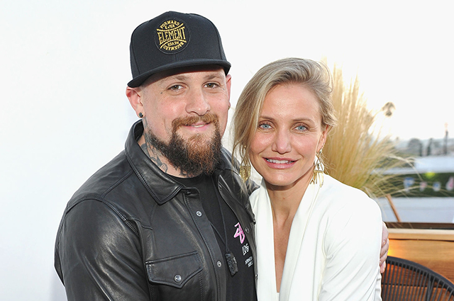 Cameron Diaz and Benji Madden became parents for the first time
