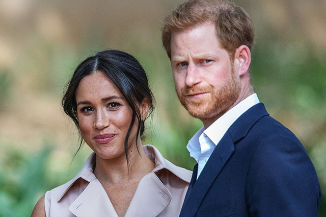 Media: Prince Harry is upset that Queen Elizabeth II will deprive them of royal privileges with Meghan Markle