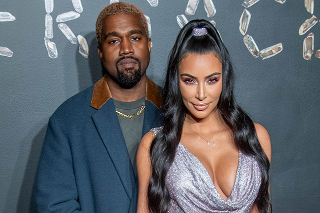 Now official: Kim Kardashian filed for divorce from Kanye West